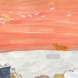 #2. 그 여름 날의 고양이