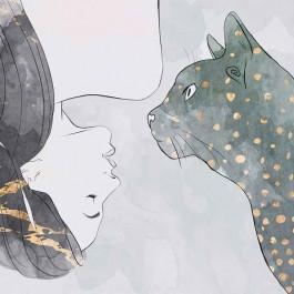 Q. 대부분의 고양이가 남성보다 여성를 좋아하는 이유