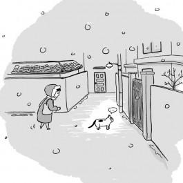 고양이사전. 제23화(마지막회) 초대